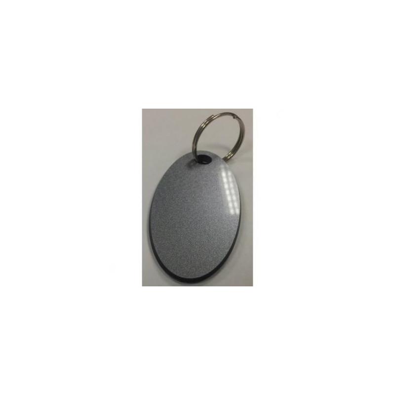 Breloc oval