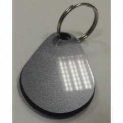 Tear key ring