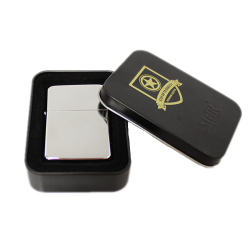 Premium Flip-Top Star Lighter